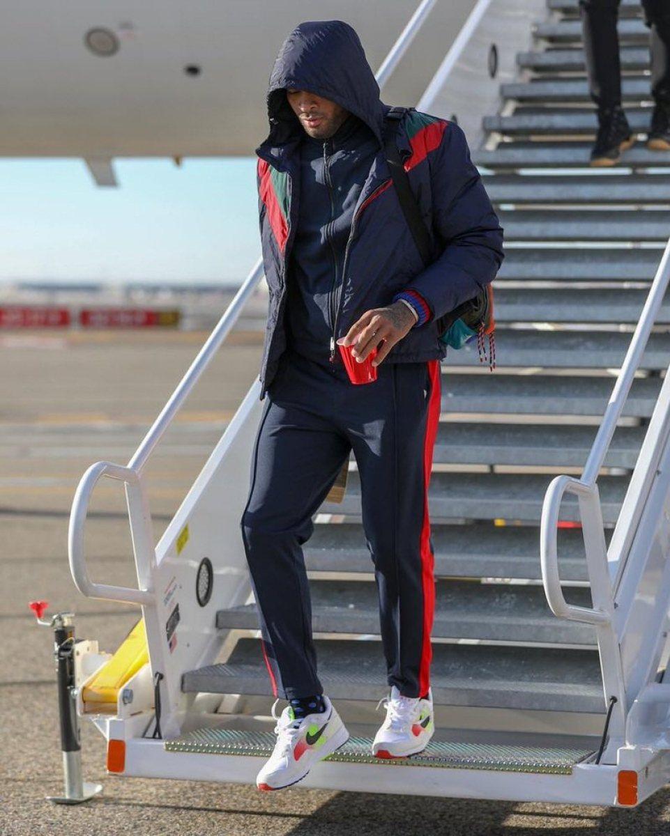 PJ Tucker in the Nike Air Skylon 2