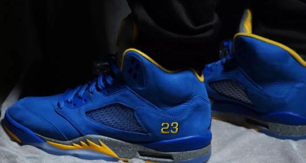 """Air Jordan 5 """"Laney"""" JSP"""
