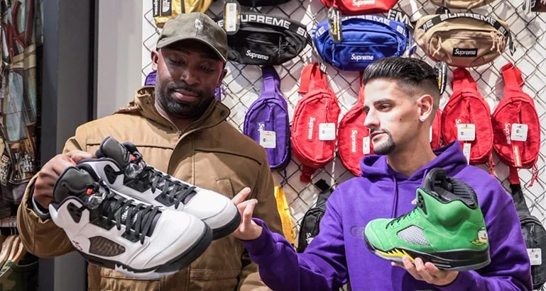 This New Jersey Sneaker Boutique Houses OG Jordans & Unreleased PEs