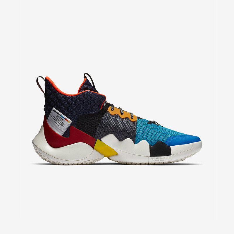 Jordan Why Not Zero.2 Russell Westbrook Shoes BV6352-900 ...