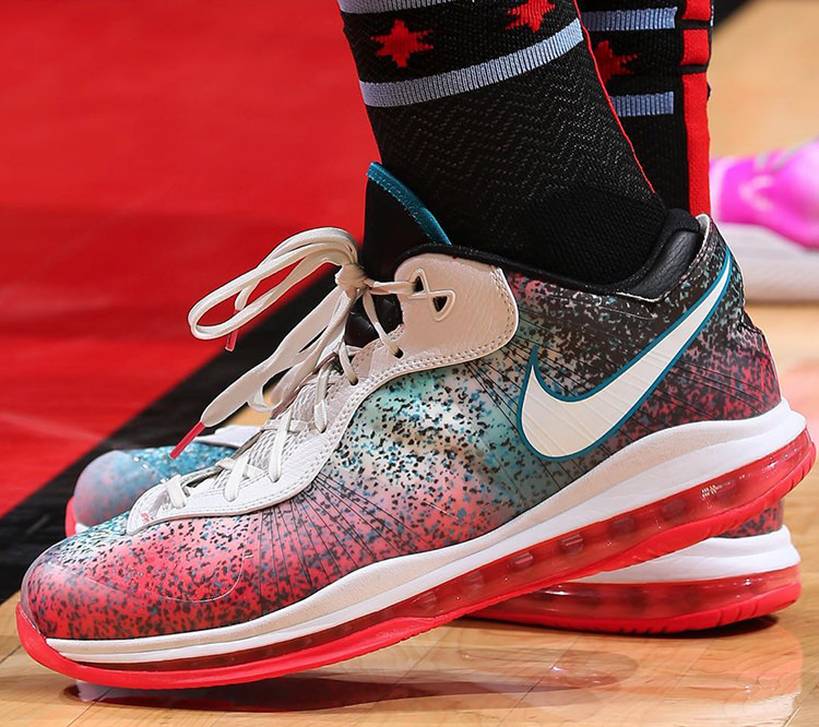 e499f4dd5de The Top 10 Kicks On Court From This Week