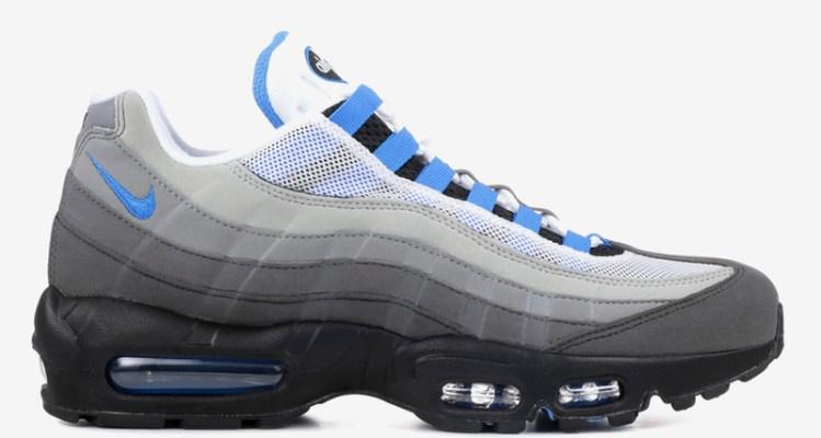 "Nike Air Max 95 ""Crystal Blue"""