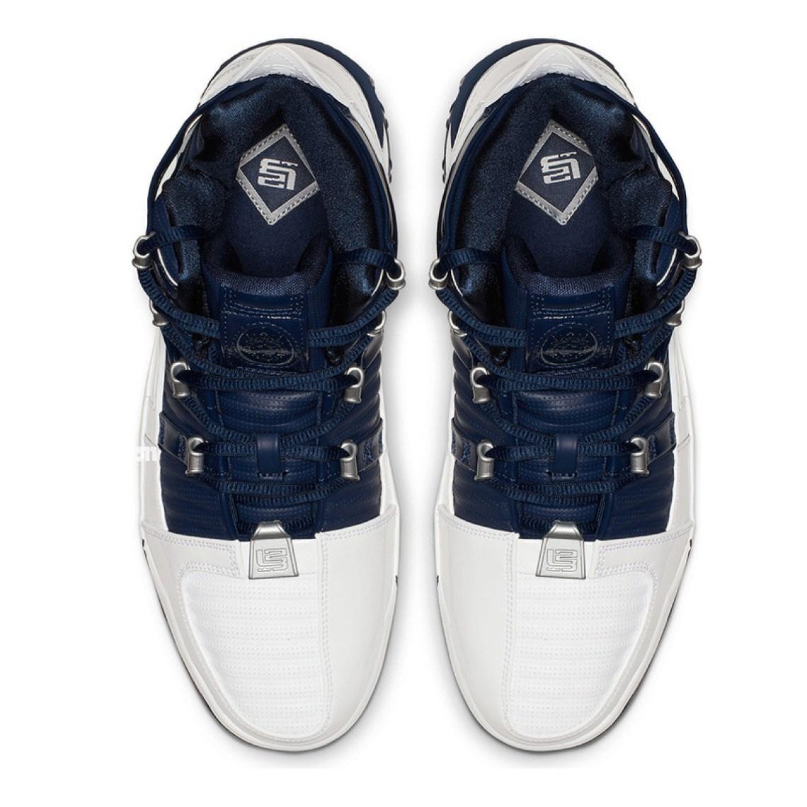 74a031cc0f787 Nike Zoom LeBron 3 Midnight Navy