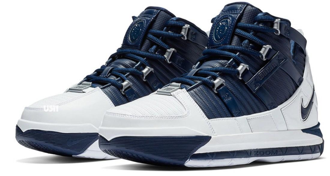 newest 54312 b862e Nike LeBron 3 OG