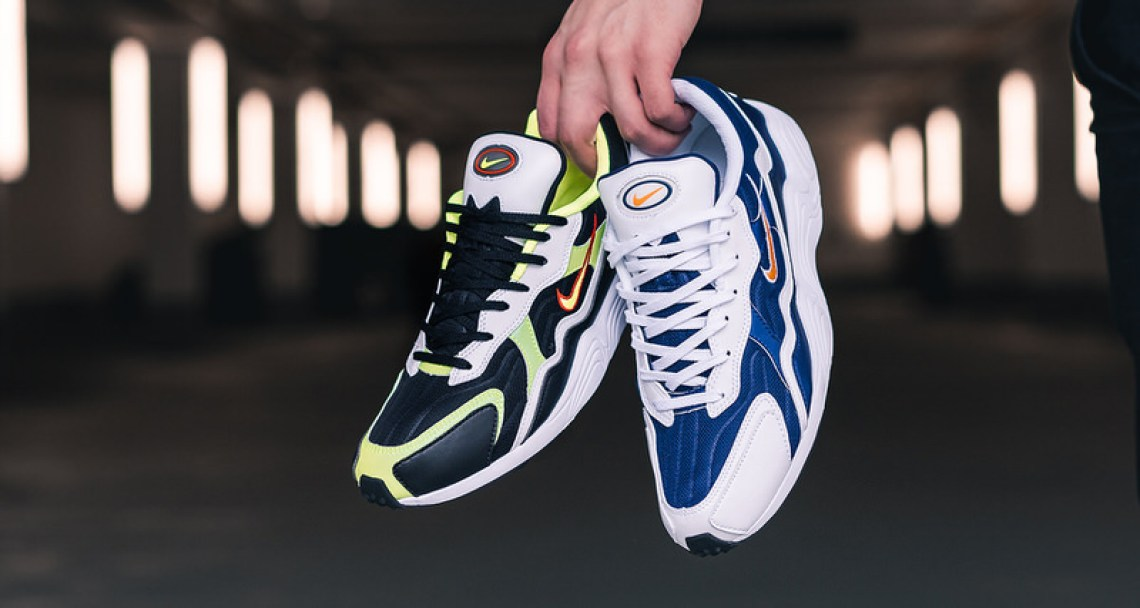 100% authentic 0ff6a 84126 Nike Zoom Alpha Retro Helps Close Out February   Nice Kicks