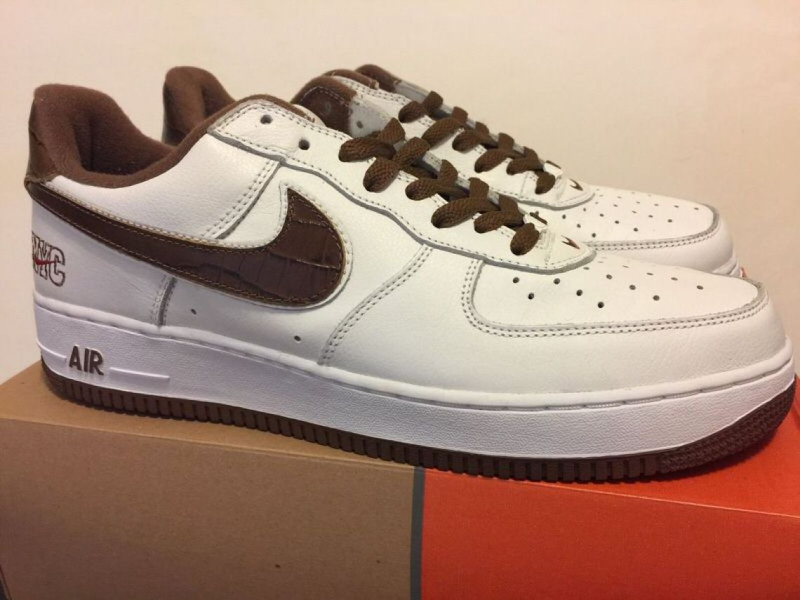 "7311af2bf4 The Dover Street Market x Nike Air Force 1 Low ""NYC"" is set to release on  December 20. It has not been disclosed if they'll release at any retailers  outside ..."