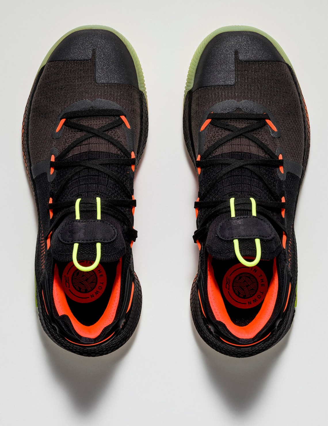 "sneakers for cheap b814b 13eff Under Armour Curry 6 ""Fox Theatre"""