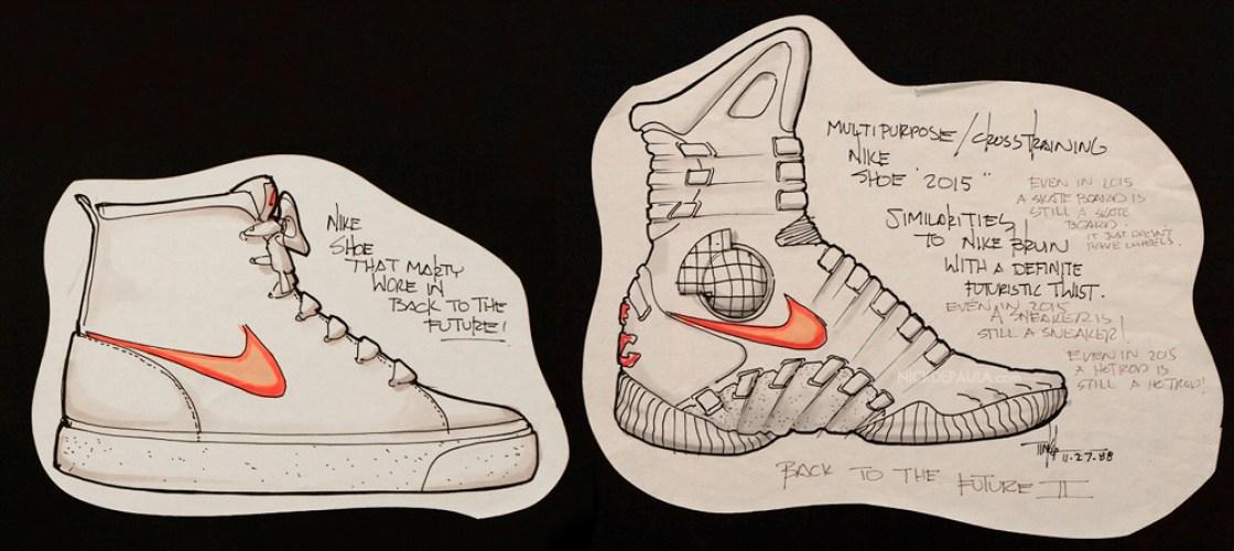 22c0723c Q&A // Design Legend Tinker Hatfield On Nike's Evolution Of Auto ...