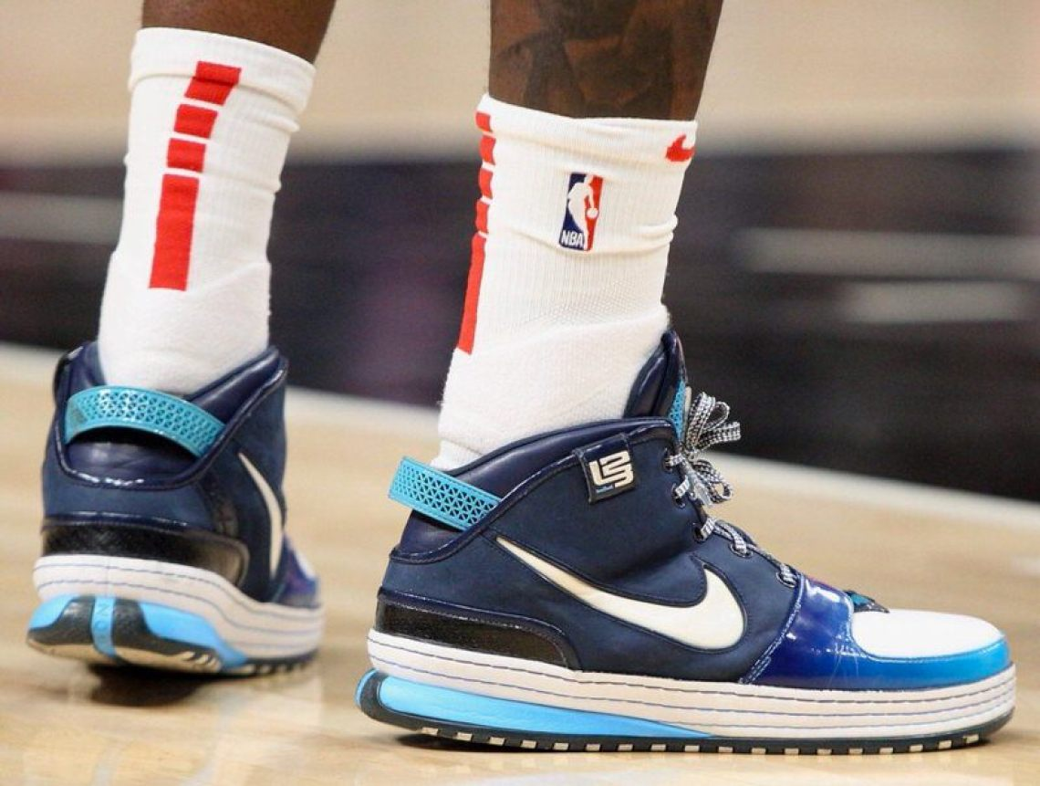 """arrives 8bf07 3d685 Taurean Prince in the Nike LeBron 6 """"All-Star"""" (Brett Davis for Sole  Collector)"""