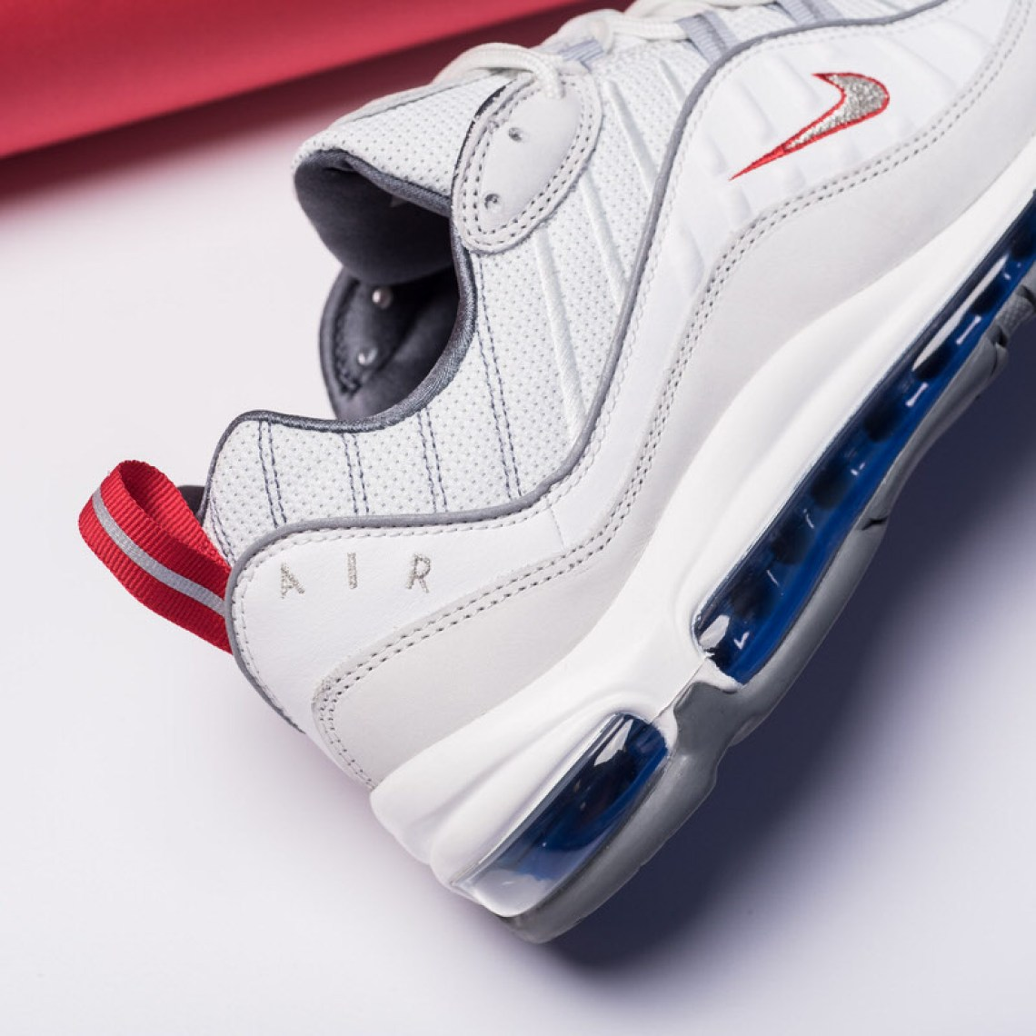 4a496e2459 Nike Air Max 98 Remains Hot with Icy Update | Nice Kicks
