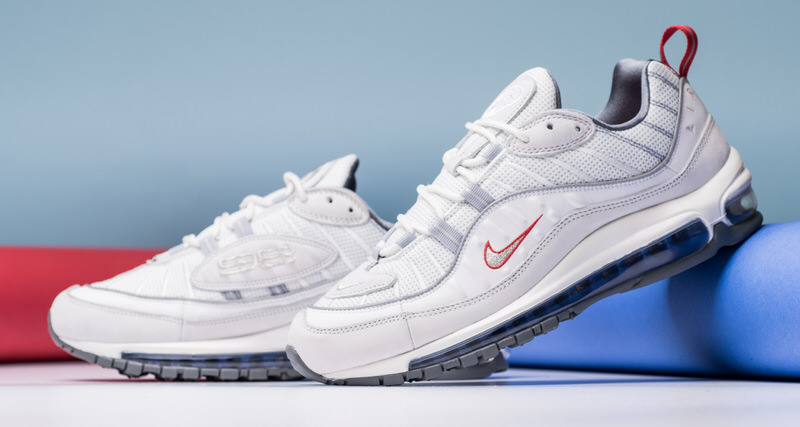 bdcca9da0e25 Nike Air Max 98 Remains Hot with Icy Update