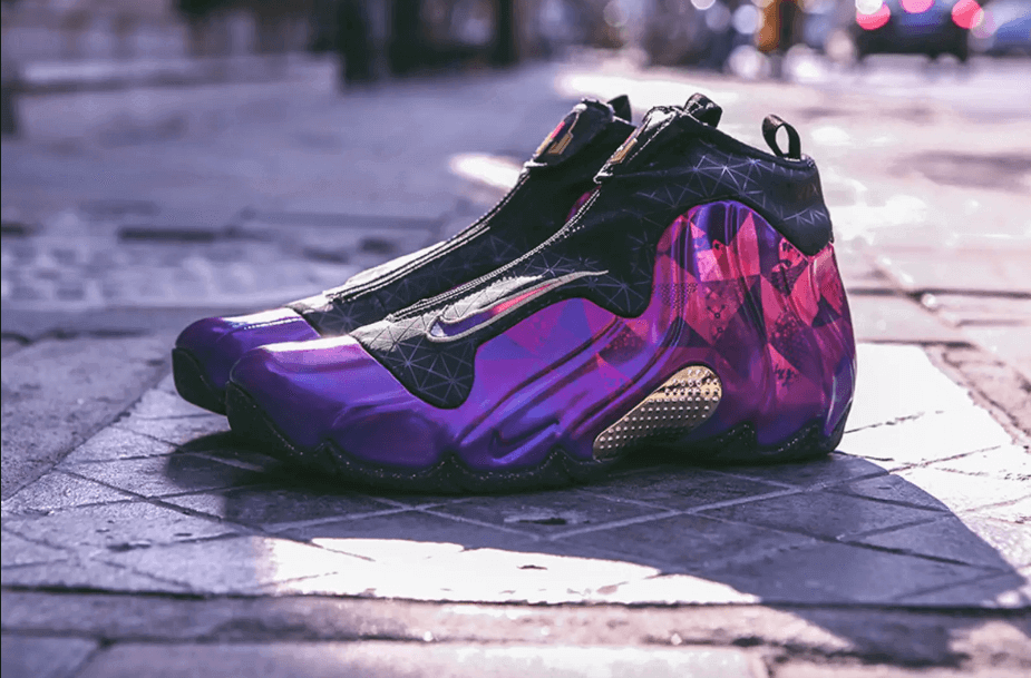 "Nike Air Flightposite ""Chinese New Year"""