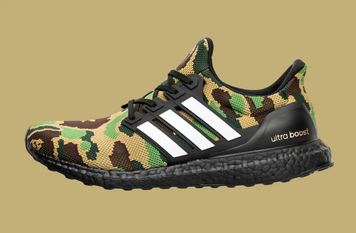 df8ed69cf44d ... followed by a release online at adidas and at BAPE® stores worldwide on  2 2 19. Check out the capsule collection below. BAPE x adidas Ultra Boost