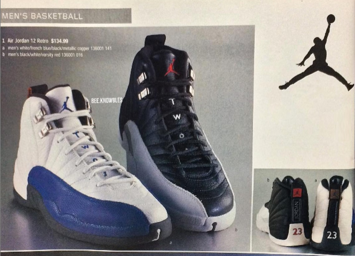 125795db34c The Air Jordan 12