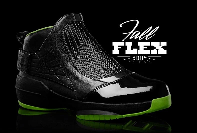 "e48f7189b87e7a Air Jordan 19 ""XX8 Days of Flight"" (via SneakerFiles)"