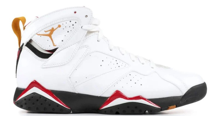 "Air Jordan 7 ""Cardinal"""