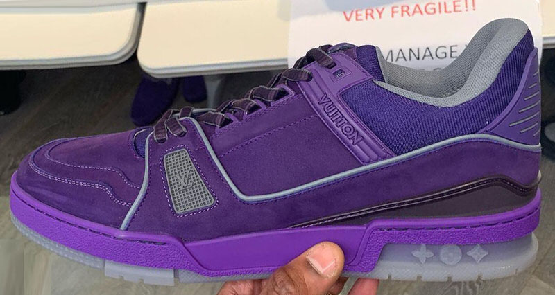 49a1013531e Don C Previews Louis Vuitton s New Shoe That Looks Like the Nike SB Dunk Low