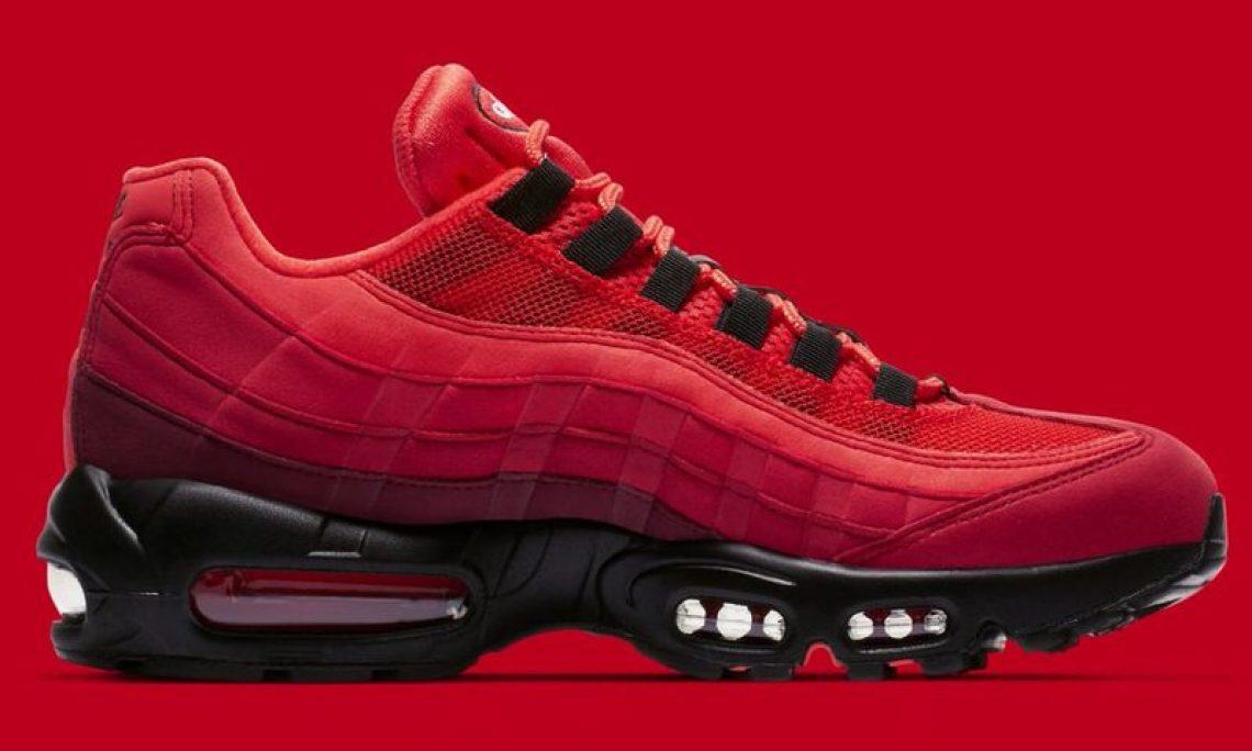 """buy online 5adaa aba57 ... Red"""" Nike Air Max 95"""