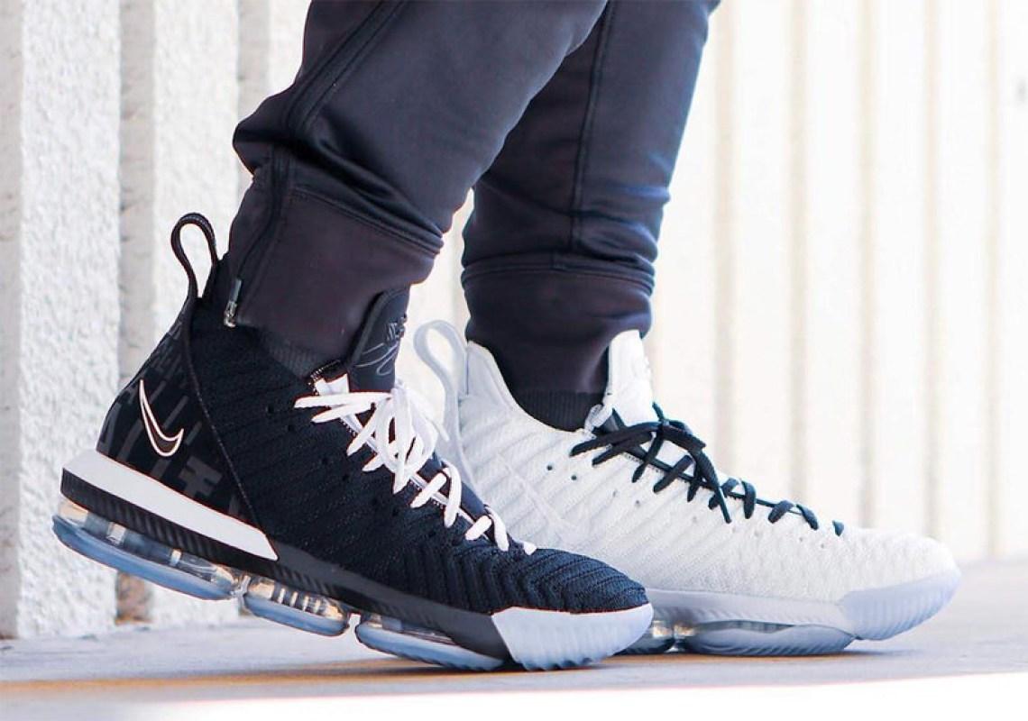 f9d2a4ba3b74 Nike LeBron 16