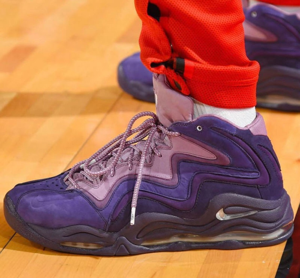 a949ddf23c88 ... PJ Tucker in an unreleased Kith x Nike Air Pippen 1 Sample (photo by  Bill Baptist NBAE via Getty Images) ...