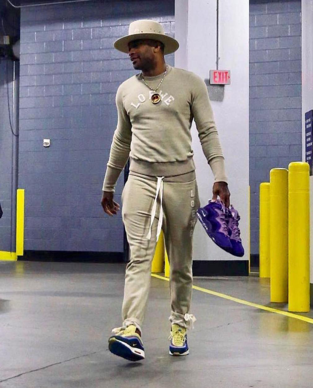 21ac5127f599 PJ Tucker in the Sean Wotherspoon x Nike Air Max 1 97 (photo via Upscale  Hype) ...