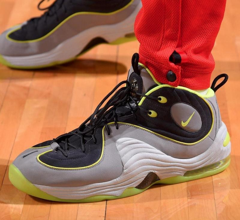 Nike Air Max Penny 1 BlackRoyal | Sole Collector
