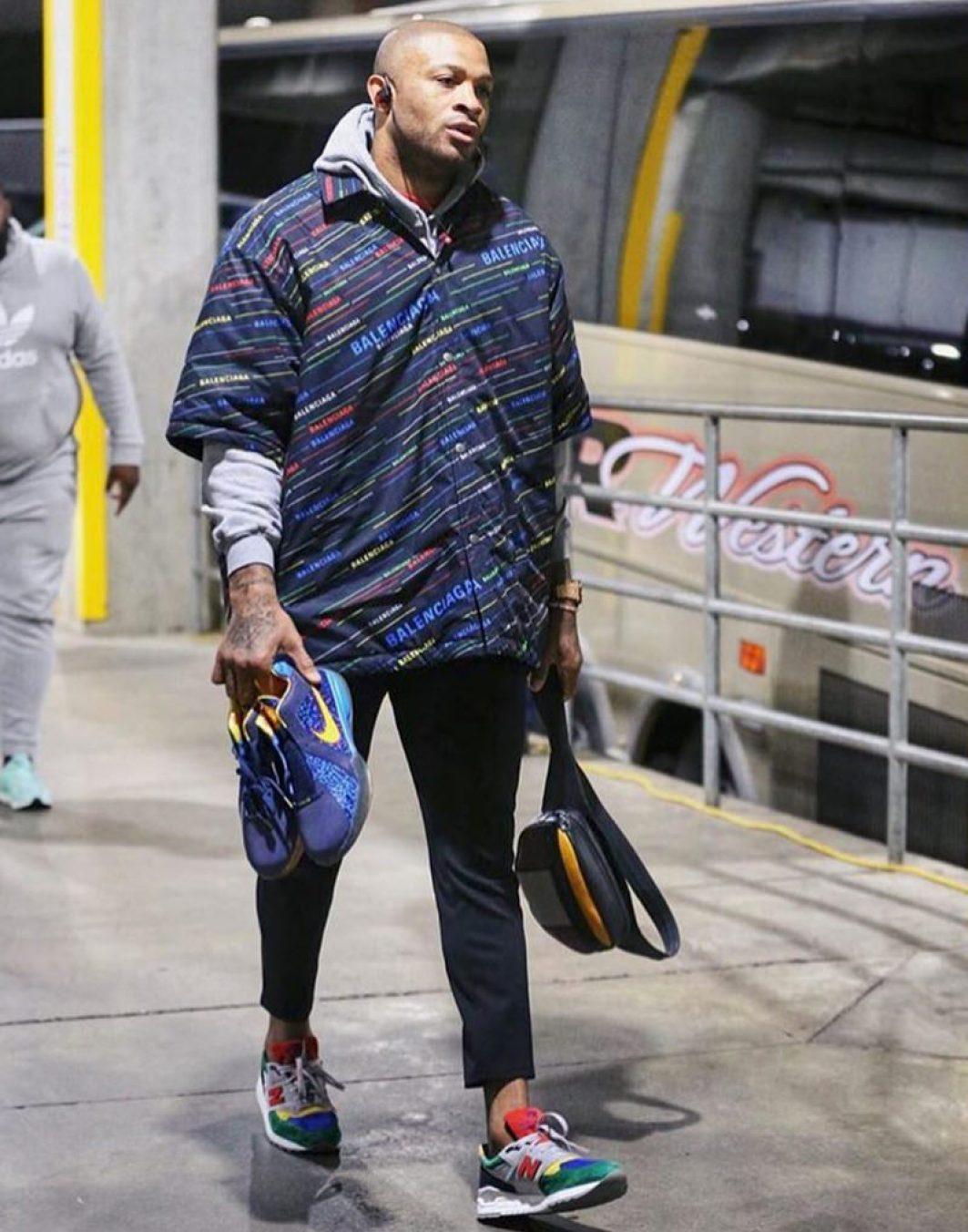 innovative design c07b3 7af87 Every Sneaker PJ Tucker Has Worn This Season | NBAMeme.com