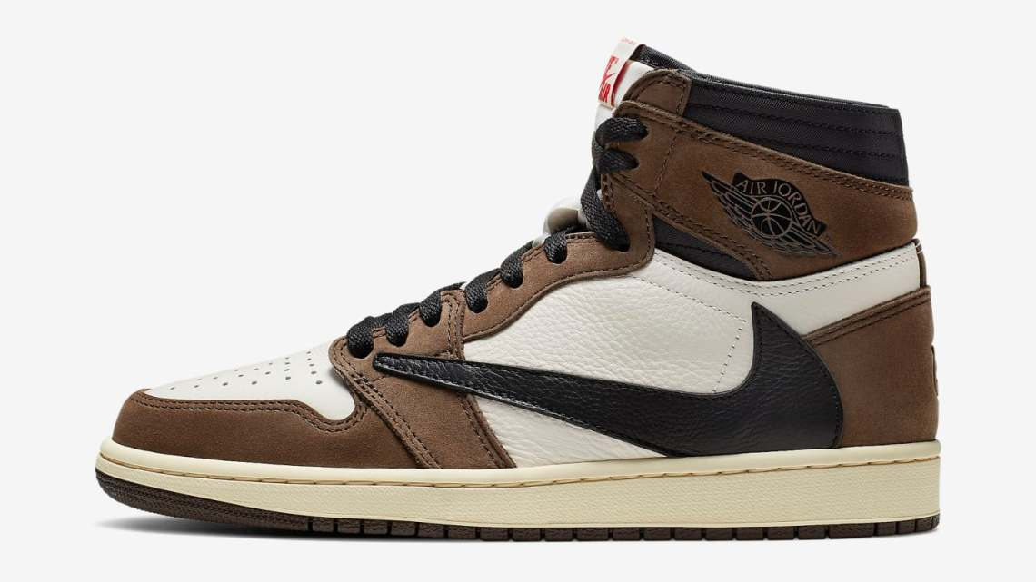 Travis Scott x Air Jordan 1