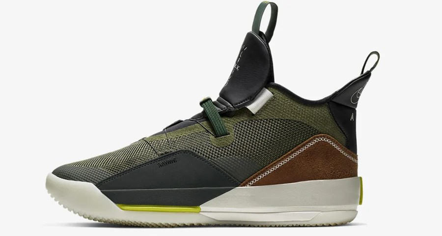 dc505585099 Travis Scott x Air Jordan 33