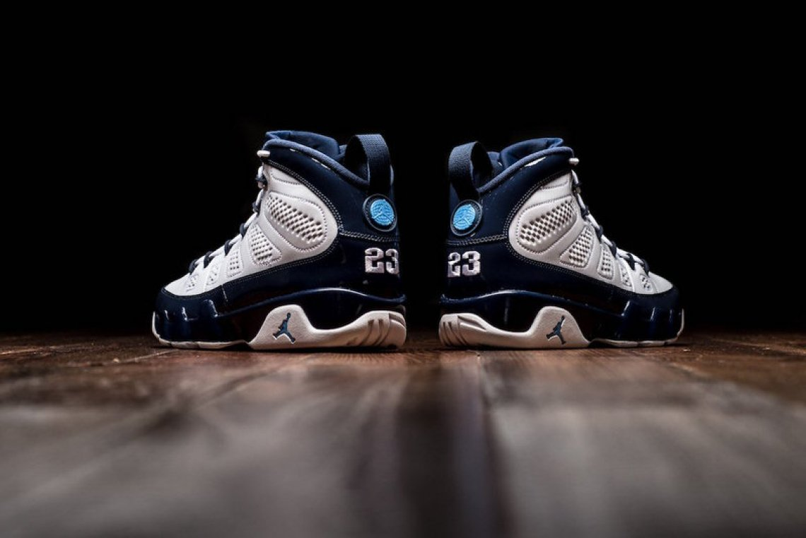 "promo code 27289 e5b25 Air Jordan 9 ""Midnight Navy"" Air Jordan 9"