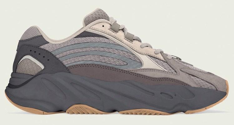 Kanye's adidas YEEZY Boost 700 V2 Goes Greyscale