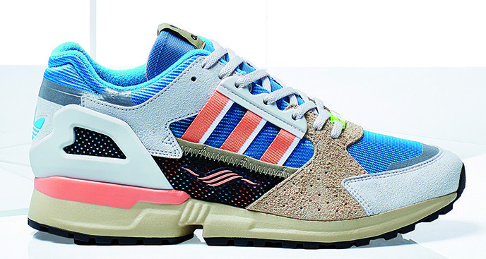 adidas Continues Strong Start to 2019 with Consortium ZX10000C