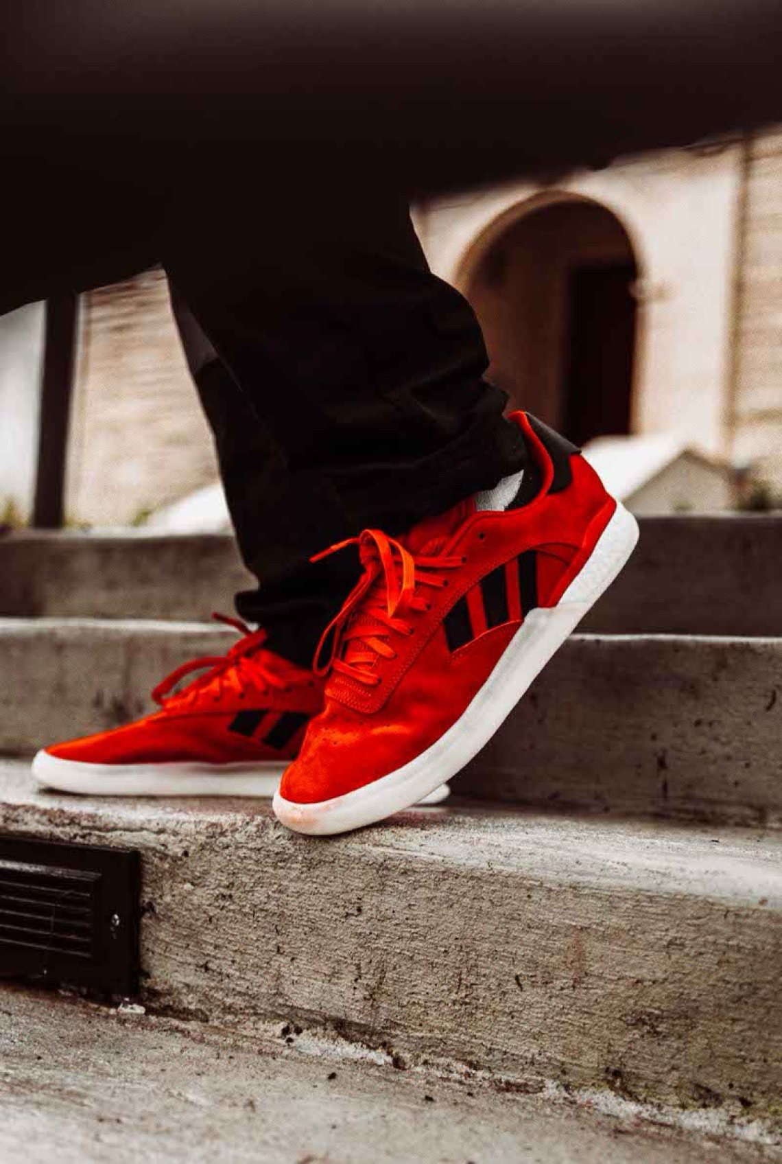 an onfoot look at the adidas skateboarding 3st004 nice