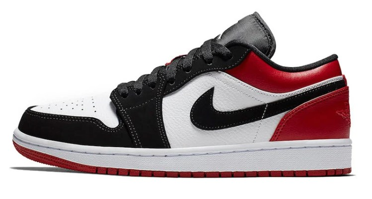 "The Air Jordan 1 ""Black Toe"" Drops the Top b93c802e4"