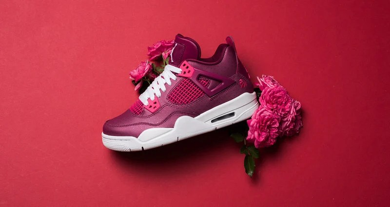 "e004587eced7 New ""For The Love Of The Game"" Air Jordan 4 Joins Silhouette s 30th  Anniversary Campaign"