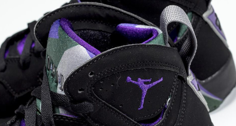 "wholesale dealer 980a9 32ab5 Air Jordan 7 ""Ray Allen"" Pays Tribute to Two Bucks-Era PEs"