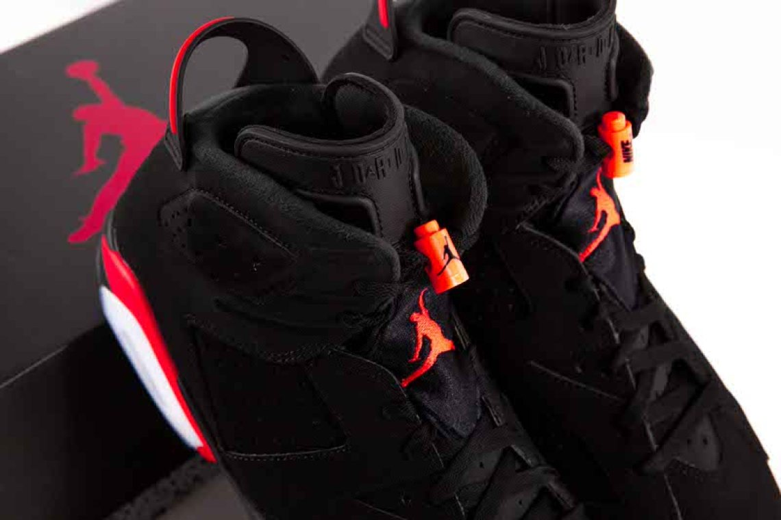 "42f8eb7dc314c6 Air Jordan 6 AS ""Black Infrared"". Colorway  Black Infrared Style     384664-060. Release Date  February 16"