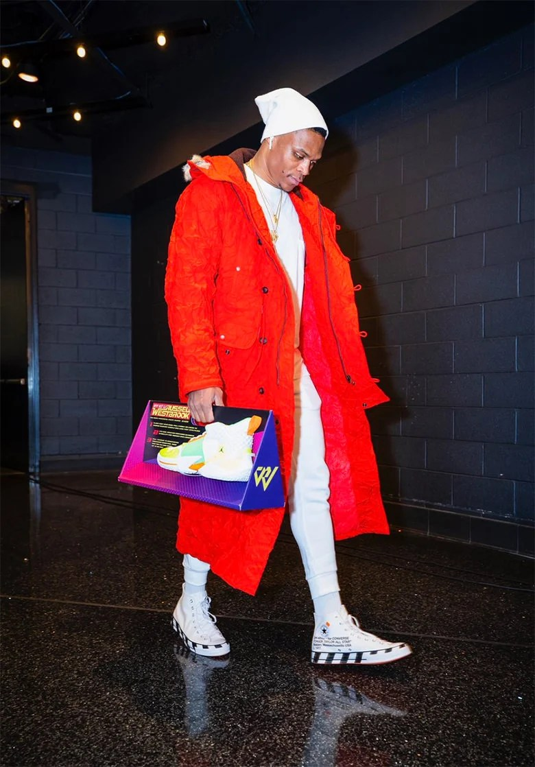 Russell Westbrook Debuts Super Soaker Themed Why Not Zer0 ...