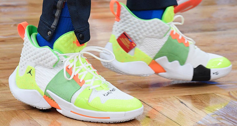 157ad3d40042 Russell Westbrook Debuts Super Soaker Themed Why Not Zer0.2 PE ...