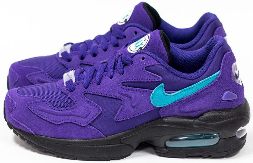 "Nike Air Max2 Light ""Hornets"" Pack"