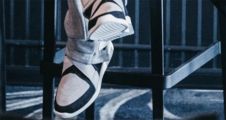 """f1a8c03f1c80 ... newest afca4 abace Jerry Lorenzo Offers Closer Look at Nike Air Fear of  God Strap """""""