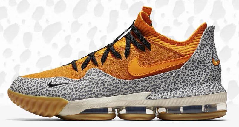 timeless design e3b55 4e8d7 Nike LeBron 16