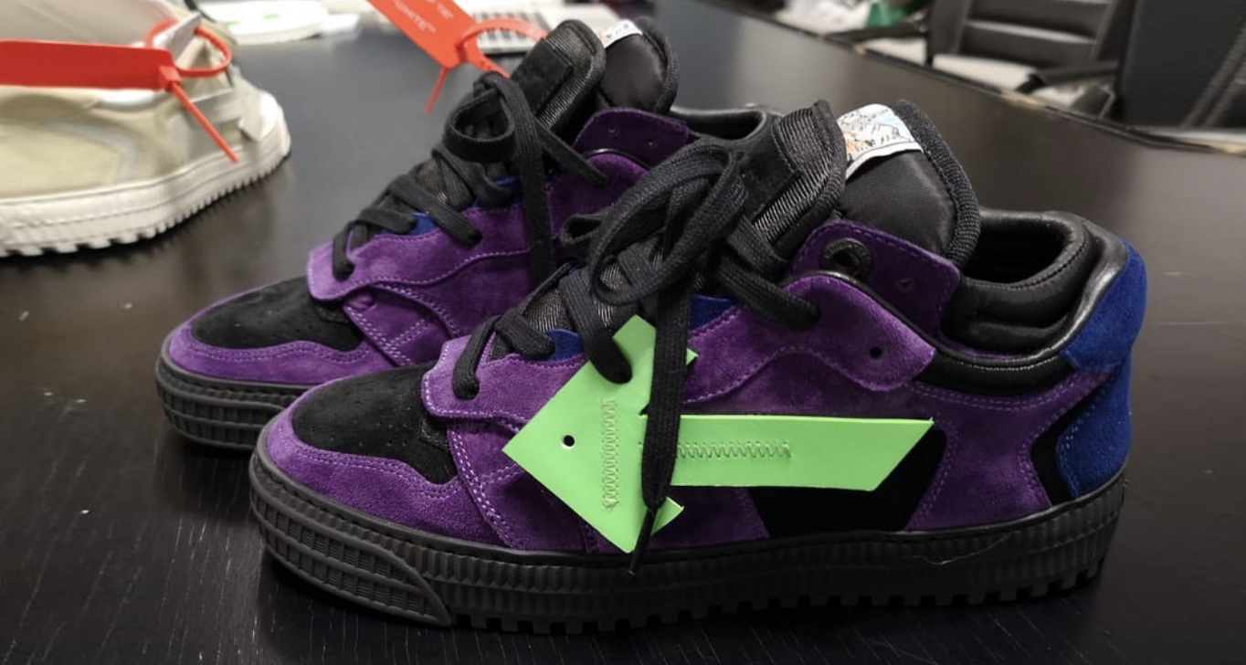Virgil Abloh Chops the Top Off the OFF-WHITE Court 3.0s