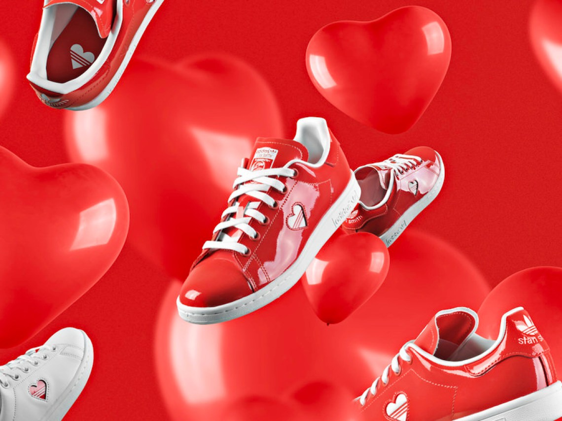 "adidas Stan Smith ""Valentine's Day"" Pack"