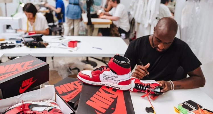 76328253ae0 The Best Look Yet at Virgil Abloh s Newest Nike Collab