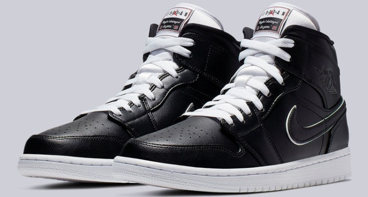 "Air Jordan 1 Mid ""Maybe I Destroyed the Game"""