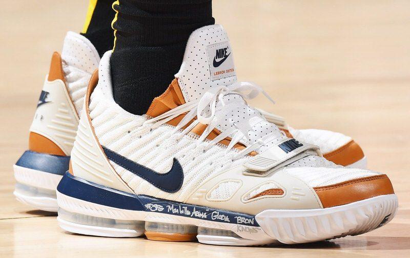 LeBron James' Best Nike LeBron 16s This