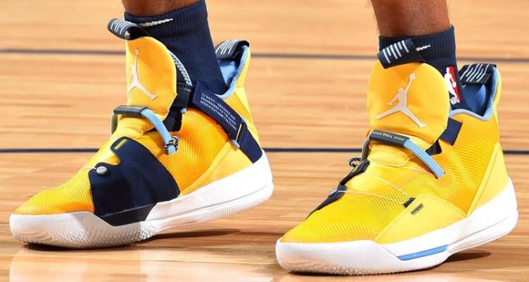 The Best Air Jordan 33 PEs This NBA Season 4e75f9a1d