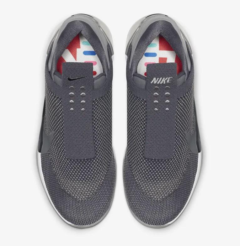 "Nike Adapt BB ""Dark Grey"""