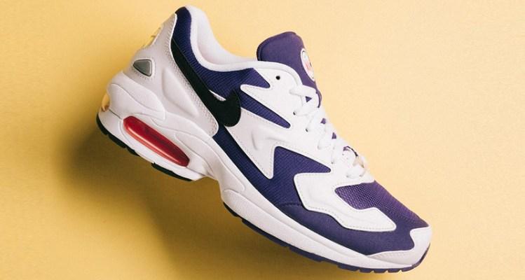"Nike Air Max2 Light ""Court Purple"""